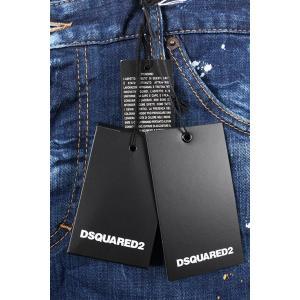 【48】 DSQUARED2 ディースクエアード ジーンズ S71LB0463 メンズ ブルー 青 並行輸入品 デニム|utsubostock|13