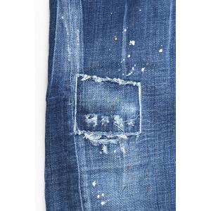 【48】 DSQUARED2 ディースクエアード ジーンズ S71LB0463 メンズ ブルー 青 並行輸入品 デニム|utsubostock|05