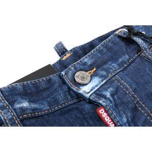 【48】 DSQUARED2 ディースクエアード ジーンズ S71LB0463 メンズ ブルー 青 並行輸入品 デニム|utsubostock|06