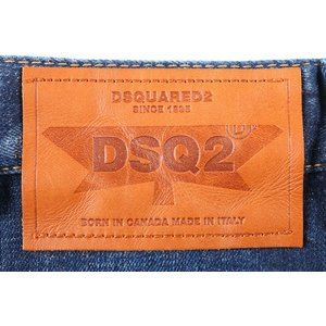 【48】 DSQUARED2 ディースクエアード ジーンズ S71LB0463 メンズ ブルー 青 並行輸入品 デニム|utsubostock|09