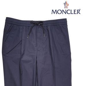 【50】 MONCLER モンクレール パンツ D10911141800 メンズ ネイビー 紺 並行輸入品 ズボン utsubostock