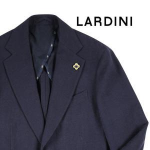 【52】 LARDINI ラルディーニ ジャケット メンズ 秋冬 ネイビー 紺 並行輸入品 アウター トップス 大きいサイズ|utsubostock