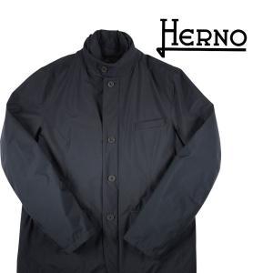 【56】 HERNO ヘルノ ダウンジャケット PI074UL メンズ 秋冬 ブラック 黒 並行輸入品 アウター トップス 大きいサイズ|utsubostock