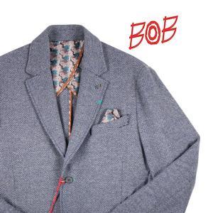 【56】 BOB ボブ ジャケット WALES301 メンズ 秋冬 ブルー 青 並行輸入品 アウター トップス 大きいサイズ|utsubostock