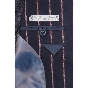 【48】 PAOLONI パオローニ ジャケット メンズ 秋冬 ストライプ ネイビー 紺 並行輸入品 アウター トップス|utsubostock|12