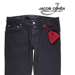【33】 JACOB COHEN ヤコブコーエン ジーンズ J622 メンズ ブラック 黒 並行輸入品 デニム|utsubostock
