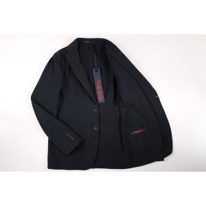 【48】 THE GIGI ザ ジジ ジャケット ANGIE F203 メンズ 春夏 ストライプ ネイビー 紺 並行輸入品 アウター トップス|utsubostock|04