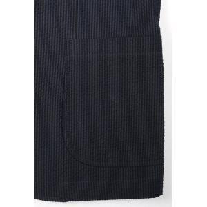 【48】 THE GIGI ザ ジジ ジャケット ANGIE F203 メンズ 春夏 ストライプ ネイビー 紺 並行輸入品 アウター トップス|utsubostock|07