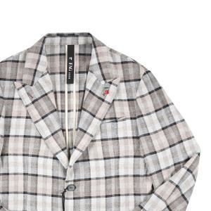 【48】 FAG ファグ ジャケット メンズ チェック グレー 灰色 並行輸入品 アウター トップス utsubostock