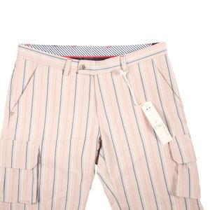 【48】 FAG ファグ ハーフパンツ メンズ 春夏 ストライプ ベージュ 並行輸入品 ズボン utsubostock