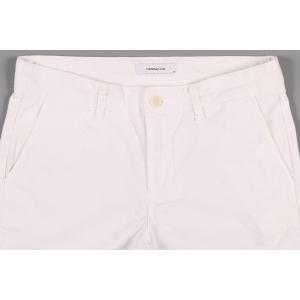 【50】 HAMAKI-HO ハマキホ コットンパンツ メンズ 春夏 ホワイト 白 並行輸入品 ズボン|utsubostock|03