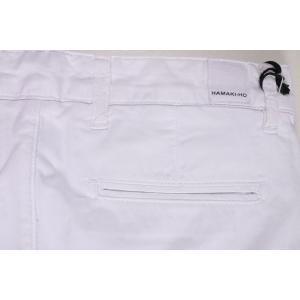 【50】 HAMAKI-HO ハマキホ コットンパンツ メンズ 春夏 ホワイト 白 並行輸入品 ズボン|utsubostock|07
