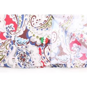 【42】 POGGIANTI 1958 ポジャンティ 1958 長袖シャツ メンズ ペイズリー マルチカラー 並行輸入品 カジュアルシャツ 大きいサイズ|utsubostock|06