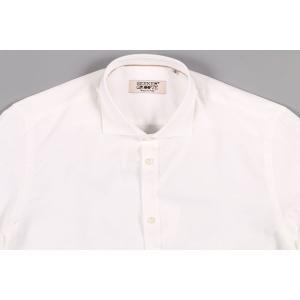 【L】 SEEKER GROOVE シーカーグルーブ 長袖シャツ メンズ ホワイト 白 並行輸入品 カジュアルシャツ|utsubostock|03