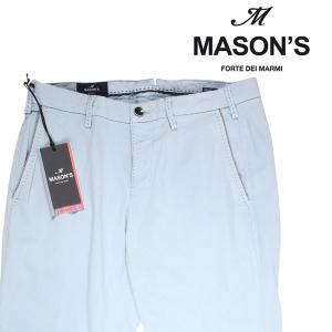 【48】 MASON'S メイソンズ パンツ メンズ 春夏 ブルー 青 並行輸入品 ズボン utsubostock
