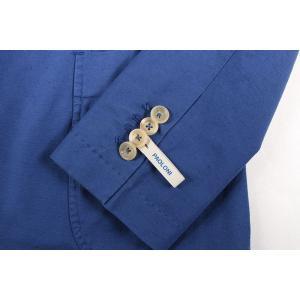 【44】 PAOLONI パオローニ ジャケット メンズ 春夏 ブルー 青 並行輸入品 アウター トップス utsubostock 03