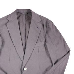 【44】 BELVEST ベルベスト ジャケット メンズ 春夏 千鳥 パープル 紫 並行輸入品 アウター トップス|utsubostock