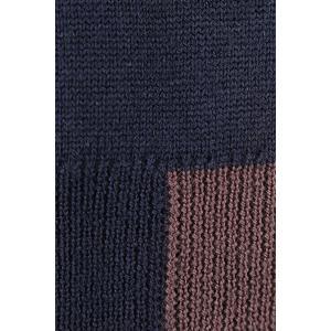 【XL】 +39 masq マスク 丸首セーター メンズ 秋冬 ネイビー 紺 並行輸入品 ニット utsubostock 06