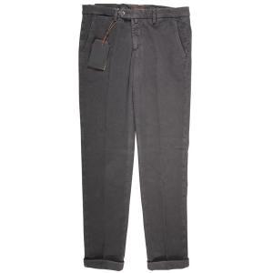 【30】 B SETTECENTO ビーセッテチェント パンツ メンズ 秋冬 グレー 灰色 並行輸入品 ズボン|utsubostock|02