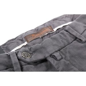 【30】 B SETTECENTO ビーセッテチェント パンツ メンズ 秋冬 グレー 灰色 並行輸入品 ズボン|utsubostock|04