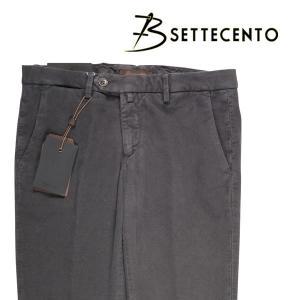 【38】 B SETTECENTO ビーセッテチェント パンツ メンズ 秋冬 グレー 灰色 並行輸入品 ズボン 大きいサイズ utsubostock
