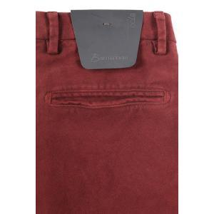 【30】 B SETTECENTO ビーセッテチェント パンツ メンズ 秋冬 レッド 赤 並行輸入品 ズボン|utsubostock|05