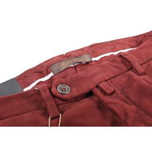 【38】 B SETTECENTO ビーセッテチェント パンツ メンズ 秋冬 レッド 赤 並行輸入品 ズボン 大きいサイズ|utsubostock|04