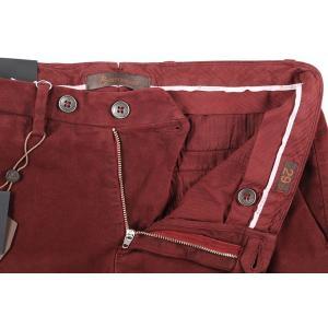 【40】 B SETTECENTO ビーセッテチェント パンツ メンズ 秋冬 レッド 赤 並行輸入品 ズボン 大きいサイズ|utsubostock|06