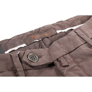 【33】 B SETTECENTO ビーセッテチェント パンツ メンズ ブラウン 茶 並行輸入品 ズボン|utsubostock|04