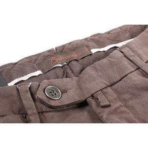 【36】 B SETTECENTO ビーセッテチェント パンツ メンズ ブラウン 茶 並行輸入品 ズボン 大きいサイズ|utsubostock|04