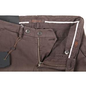 【36】 B SETTECENTO ビーセッテチェント パンツ メンズ ブラウン 茶 並行輸入品 ズボン 大きいサイズ|utsubostock|06