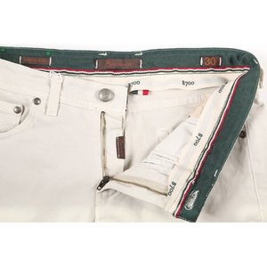 【31】 B SETTECENTO ビーセッテチェント ジーンズ メンズ ホワイト 白 並行輸入品 デニム utsubostock 06
