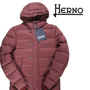 【44】 HERNO ヘルノ ダウンジャケット PI0269U メンズ 秋冬 レッド 赤 並行輸入品 アウター トップス utsubostock