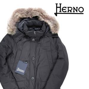 【44】 HERNO ヘルノ ダウンジャケット PI0392U メンズ 秋冬 ネイビー 紺 並行輸入品 アウター トップス utsubostock