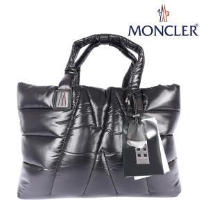 MONCLER モンクレール トートバッグ XCOM2017518 メンズ ブラック 黒 並行輸入品 utsubostock