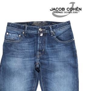 【30】 JACOB COHEN ヤコブコーエン ジーンズ J688LIMITED メンズ ブルー 青 並行輸入品 デニム|utsubostock