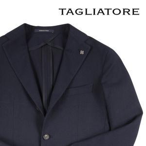 TAGLIATORE(タリアトーレ) ジャケット 1SMC23B ネイビー 46 【A21711】|utsubostock