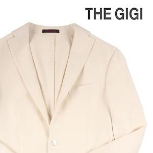 【48】 THE GIGI ザ ジジ ジャケット DEGAS52 メンズ 春夏 ホワイト 白 並行輸入品 アウター トップス|utsubostock