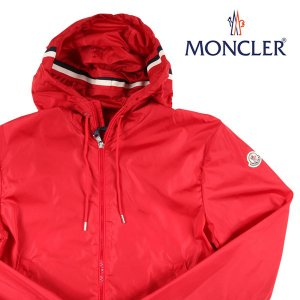 【3】 MONCLER モンクレール マウンテンパーカー E1 091 4103605 メンズ レッド 赤 並行輸入品 utsubostock