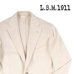 【48】 L.B.M.1911 エルビーエム ジャケット 95880/3 メンズ ベージュ 並行輸入品 アウター トップス|utsubostock