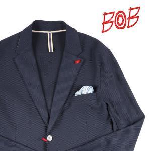 BOB(ボブ) ジャケット PICKY474 ネイビー 50 【S21808】|utsubostock