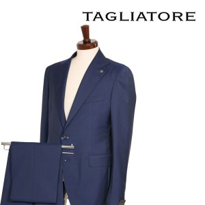 【50】 TAGLIATORE タリアトーレ スーツ 2SVS22B01 メンズ 春夏 ネイビー 紺 並行輸入品|utsubostock