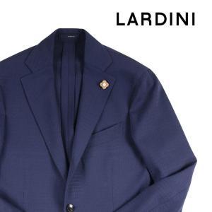 【44】 LARDINI ラルディーニ ジャケット メンズ 春夏 ネイビー 紺 並行輸入品 アウター トップス|utsubostock