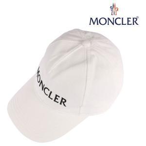 MONCLER モンクレール キャップ E10930091750  メンズ ホワイト 白 並行輸入品 utsubostock