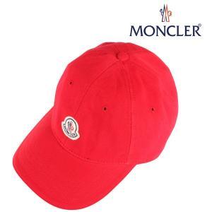 MONCLER モンクレール キャップ E10910021200 メンズ レッド 赤 並行輸入品|utsubostock