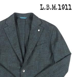 【48】 L.B.M.1911 エルビーエム ジャケット 2837 メンズ ネイビー 紺 並行輸入品 アウター トップス|utsubostock