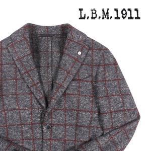 【48】 L.B.M.1911 エルビーエム ジャケット 2865 メンズ ネイビー 紺 並行輸入品 アウター トップス|utsubostock