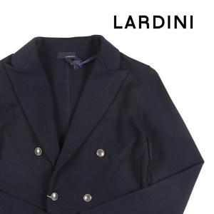 【M】 LARDINI ラルディーニ ニットジャケット メンズ ネイビー 紺 並行輸入品 アウター トップス|utsubostock