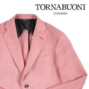TORNABUONI(トルナブォーニ) ジャケット 24215 ピンク 52 22741 【A22745】|utsubostock