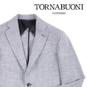 【50】 TORNABUONI トルナブォーニ ジャケット メンズ 春夏 チェック ホワイト 白 並行輸入品 アウター トップス utsubostock